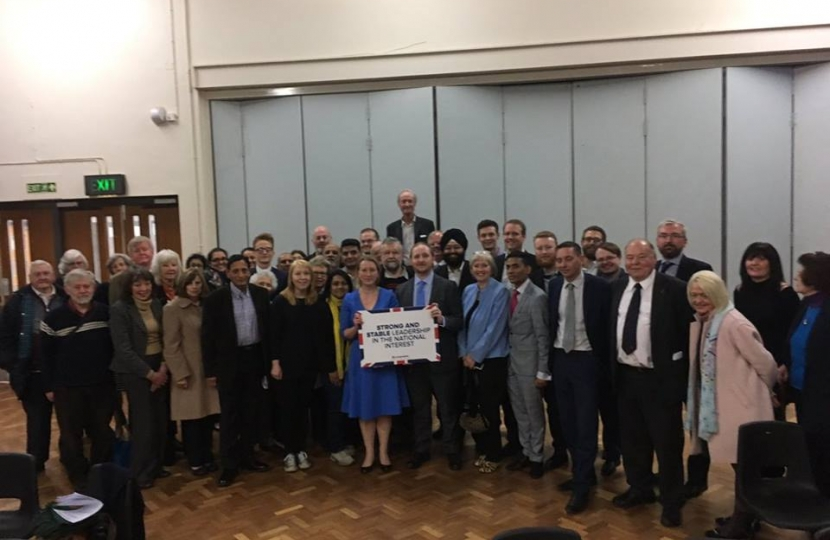 Caroline Squire selected as Edgbaston's Parliamentary candidate